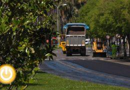Cabezas asegura que la avenida Sinforiano Madroñero no necesitaba ser asfaltada