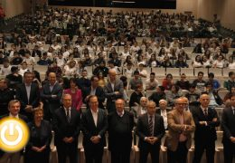 La campaña 'Valores que construyen sueños' se presenta en Badajoz