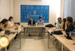 El Ayuntamiento prevé recepcionar en junio el primer tramo de la primera fase de la Plataforma Logística