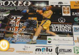 Los días 26 y 27 de mayo Badajoz acogerá el Campeonatode Extremadura Absoluto de Boxeo