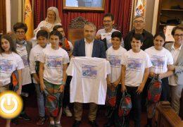 Entregado el premio «Por un mundo igualitario, diseña tu camiseta»