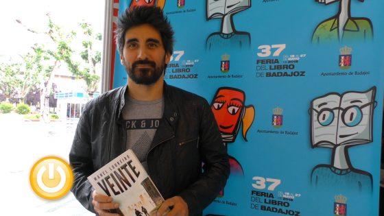 'Veinte' la nueva novela de Manel Loureiro