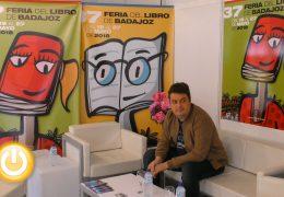 Manuel Bartual: de twitter a la novela con 'El otro Manuel'