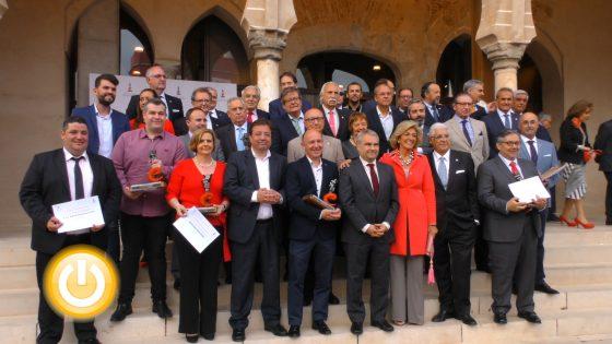 La Academia Extremeña de Gastronomía entrega sus premios