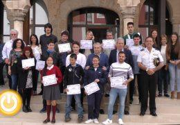 Entregados los premios a los jóvenes creadores 2018