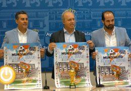 Más de 3.000 niños de 160 equipos participarán en el VII Mundialito de fútbol base