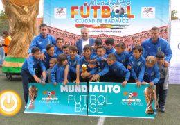El mundialito Ciudad de Badajoz se convierte en un referente del fútbol base