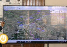 La red municipal de agua de Badajoz estará controlada a distancia las 24 horas del día