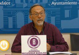 De las Heras pide al PP que los barrios desfavorecidos sean una prioridad