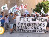 Cabezas se ofrece como mediador entre FCC y sus trabajadores