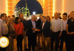 Badajoz se ilumina con las Ferias y Fiestas de San Juan 2018