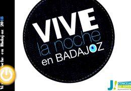 81 actividades completan el programa de Vive la Noche