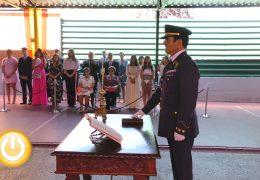 El coronel Jesús Antonio Caballero toma posesión como nuevo delegado de Defensa en Extremadura