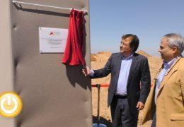 Inauguradas las obras de construcción de la instalación fotovoltaica 'Los Limonetes'