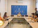 Fragoso destaca el gran número de proyectos impulsados y la estabilidad política de los últimos meses