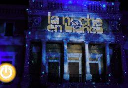Arte, cultura y diversión en la Noche en Blanco de Badajoz