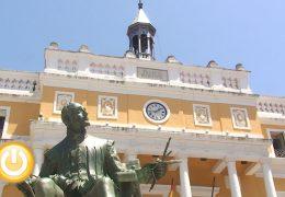 El alcalde asegura que no permitirá que Gallardo chantajee a los ciudadanos de Badajoz