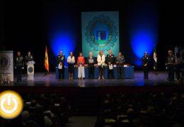 Badajoz celebra el Día de su Policía