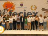 El alcalde asiste a la entrega de los Premios JUVENEX