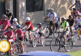 El Día de la Bicicleta de Badajoz cambia su recorrido