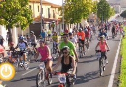 El Día de la Bicicleta convierte Badajoz en una gran fiesta deportiva