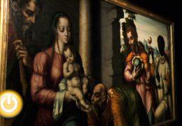 La exposición «El Divino Morales» se inaugura en el MUBA
