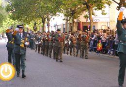 La Guardia Civil celebra el día de su patrona, la Virgen del Pilar