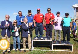 El torneo de petanca 'Ciudad de Badajoz' reúne a 60 participantes