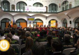 El alcalde asiste a la entrega de los premios Meninas 2018