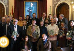 Los ganadores de los Premios 'Ciudad de Badajoz' reciben sus galardones