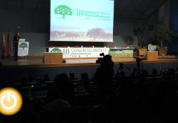 El alcalde asiste a la inauguración del III Congreso Ibérico de la Dehesa y el Montado