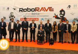 En 2022 Badajoz será sede del campeonato mundial de robótica RoboRAVE