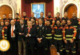 Toman posesión 17 nuevos efectivos del Servicio de Protección y Extinción de Incendios