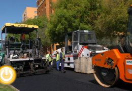 El Ayuntamiento asfaltará medio centenar de calles en los próximos meses