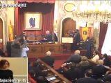 Pleno extraordinario de diciembre 2018 Ayuntamiento de Badajoz
