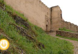 Ayuntamiento y Junta acometerán 5 obras de mantenimiento  y conservación en la alcazaba