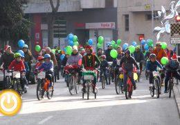 Celebrada la octava edición de la ciclocabalgata solidaria