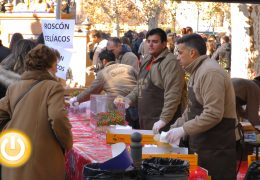 Badajoz espera la llegada de los Reyes Magos con roscón y chocolate