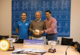 El Extremadura Aparthotel MM Badajoz organiza la Copa Príncipe 2019 este fin de semana