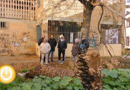 Cabezas critica que el alcalde se haya olvidado de los vecinos de la calle Mérida