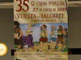Este domingo el Cross Vuelta al Baluarte llega a su 35 edición