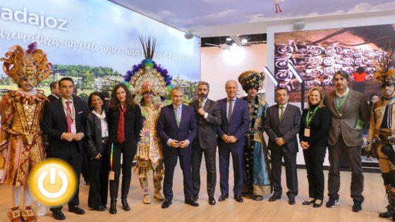 Badajoz presenta su patrimonio humano en FITUR 2019