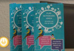 El Ayuntamiento da a conocer tres nuevos cursos del Plan de Activación Joven