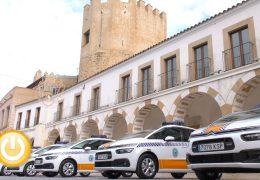 El Ayuntamiento invierte 250.000 € en seis nuevos vehículos para Policía Local
