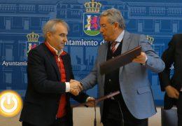 Fundación CB y Ayuntamiento de Badajoz renuevan su convenio cultural
