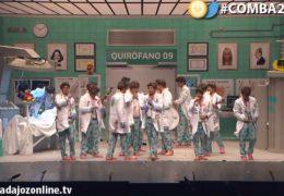 A Contragolpe – Preliminares 2019 Concurso Murgas Carnaval de Badajoz