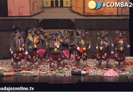 Murguer Queen – Preliminares 2019 Concurso Murgas Carnaval de Badajoz