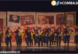 Pa 4 Días– Preliminares 2019 Concurso Murgas Carnaval de Badajoz