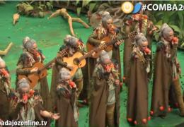 Las Chimixurris– Semifinales 2019 Concurso Murgas Carnaval de Badajoz