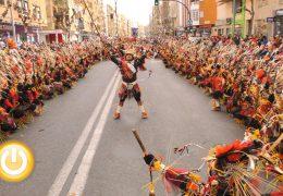 Desfile del entierro de la sardina